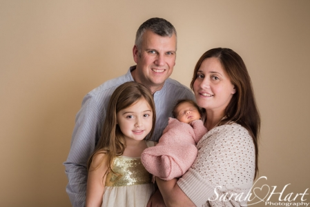 Family and newborn images, portraits to remember, Sarah Hart Photography