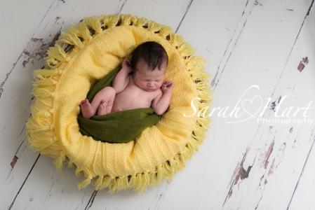 Newborn images by Sarah Hart, talented baby photographer Tonbridge, Kent