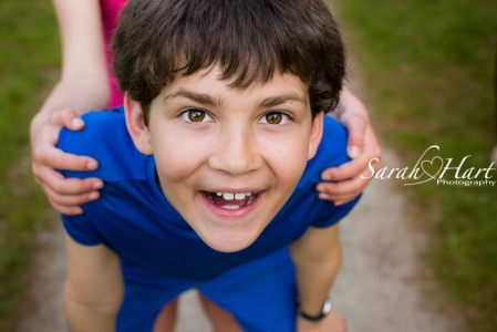 Children's portraits, photos by Sarah Hart Photography, South East photographer