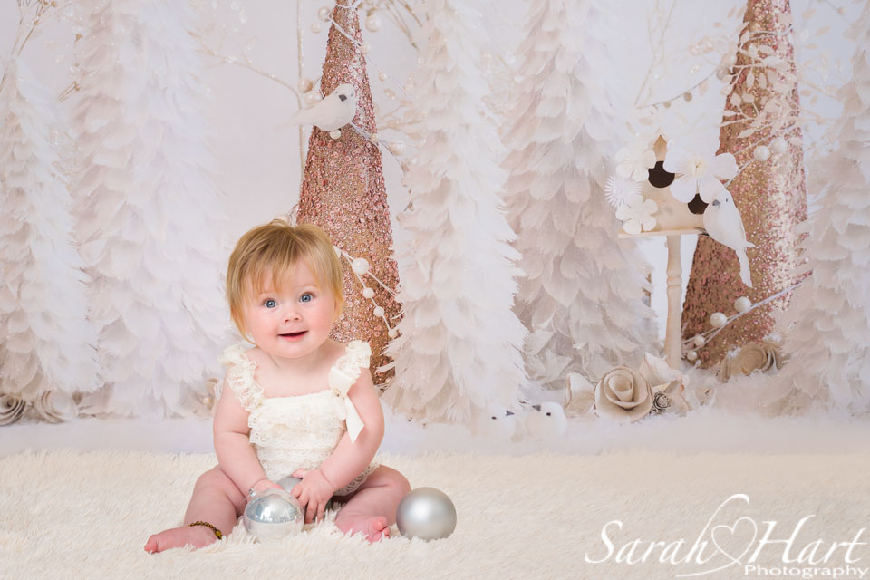 Christmas mini sessions baby photos kent photographer tonbridge southborough photographer