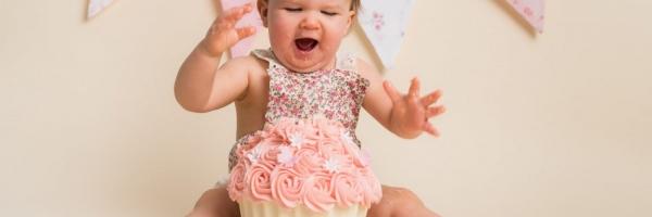 cake time! #iamone, cake smash fun, kent baby photography