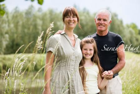Family photograph, Riverside walk, Tonbridge Photographer, Kent & East Sussex