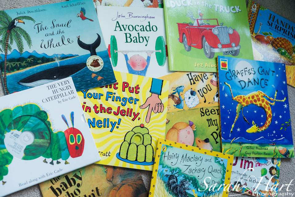 world book day, read to your baby, good books for young children