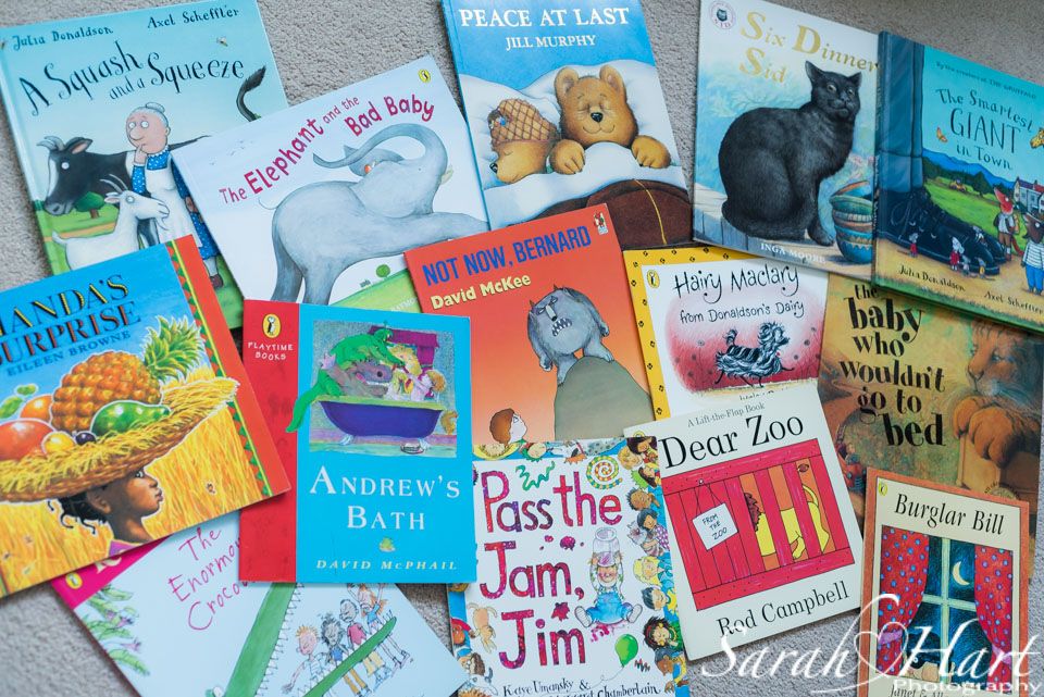 World Book Day, reading with your child, great books for toddlers