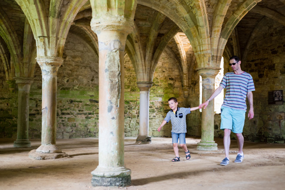 East Sussex & Kent children's photographer, Battle Abbey