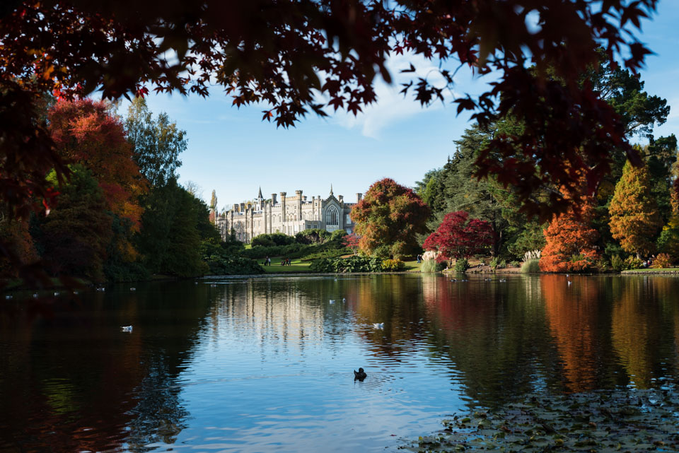 Sheffield Park, East Sussex, Kent photographer