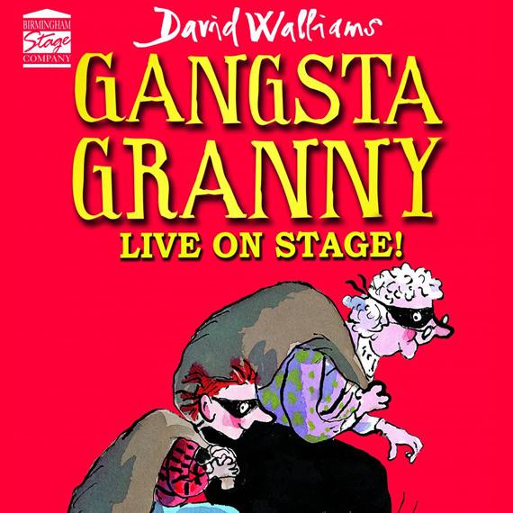 Gangsta Granny on Kids Week 2017, shows for children