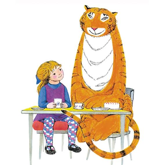 The Tiger Who Came to Tea, Kids Week 2017, shows for children