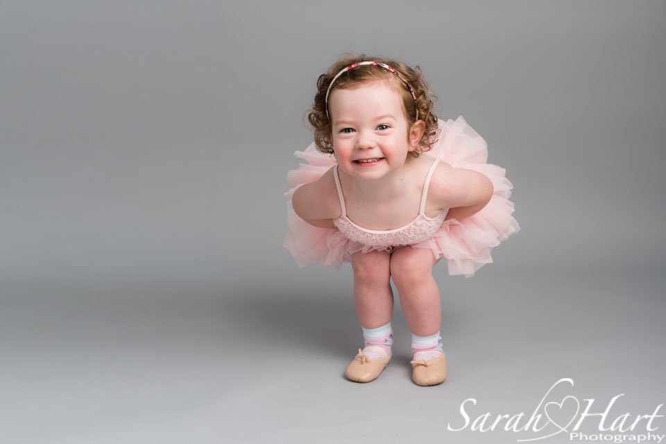 baby ballerina photography sessions, dance photographer kent