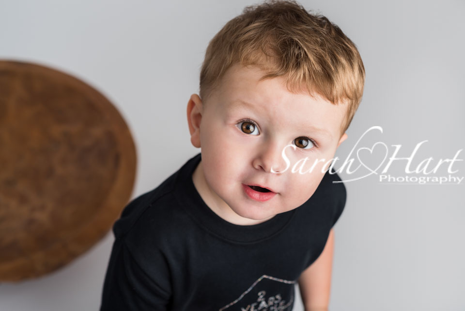 capturing the wonder of a toddler, Sarah Hart Photography, tonbridge studio