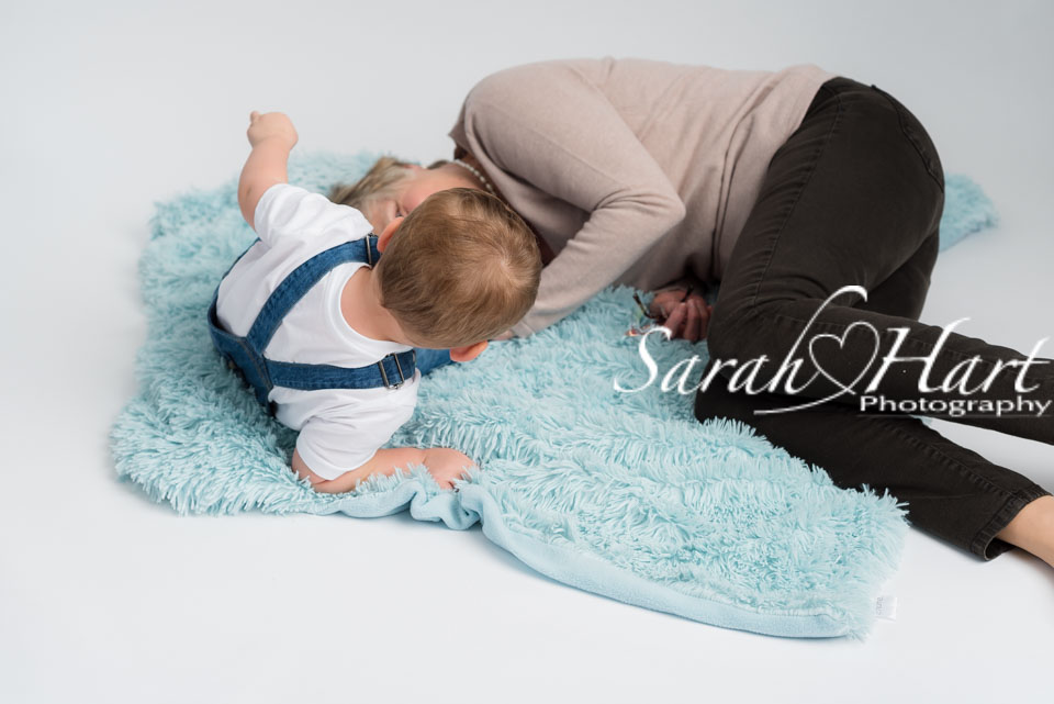 rolling around on a rug with grandma, tonbridge photography outtakes