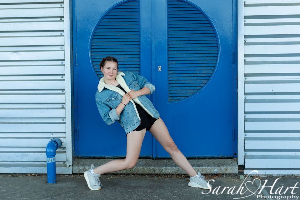 young edgy dancer, tunbridge wells dance photographer