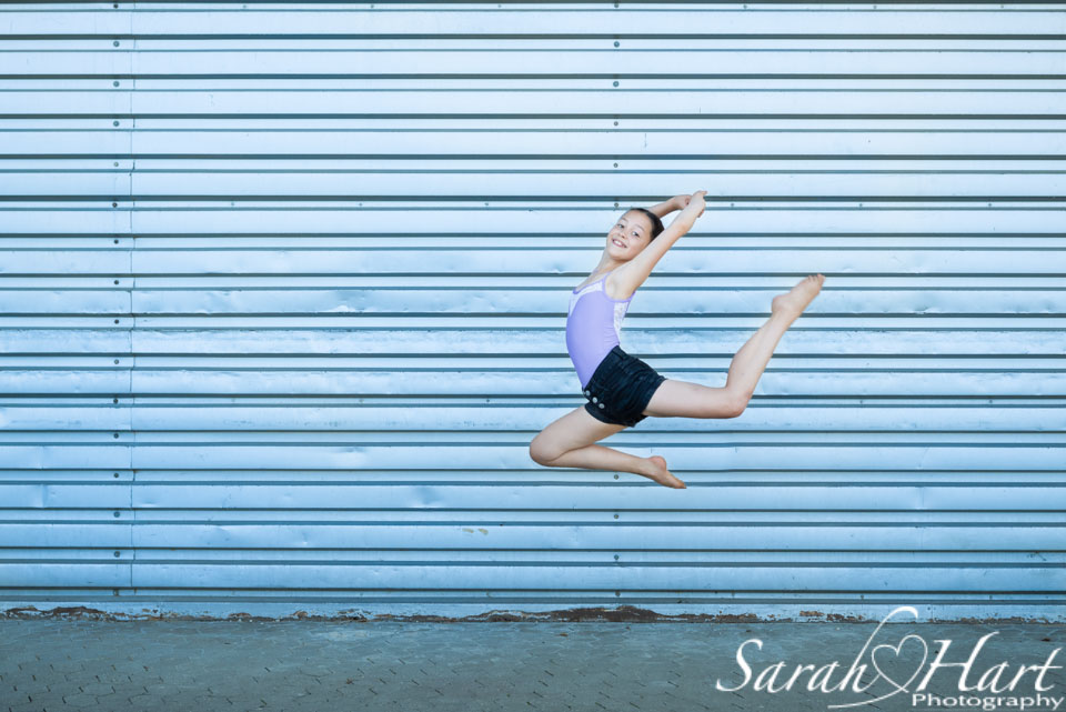 leaping through the air, joy of dancing, tunbridge wells photographer