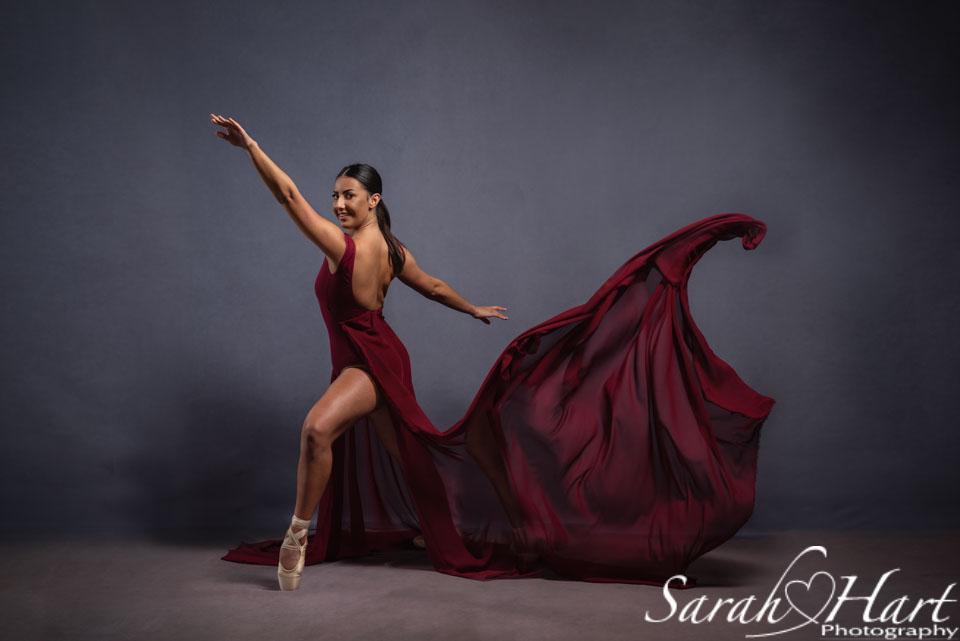 kent dance photography chiffon skirt, tunbridge wells dancer