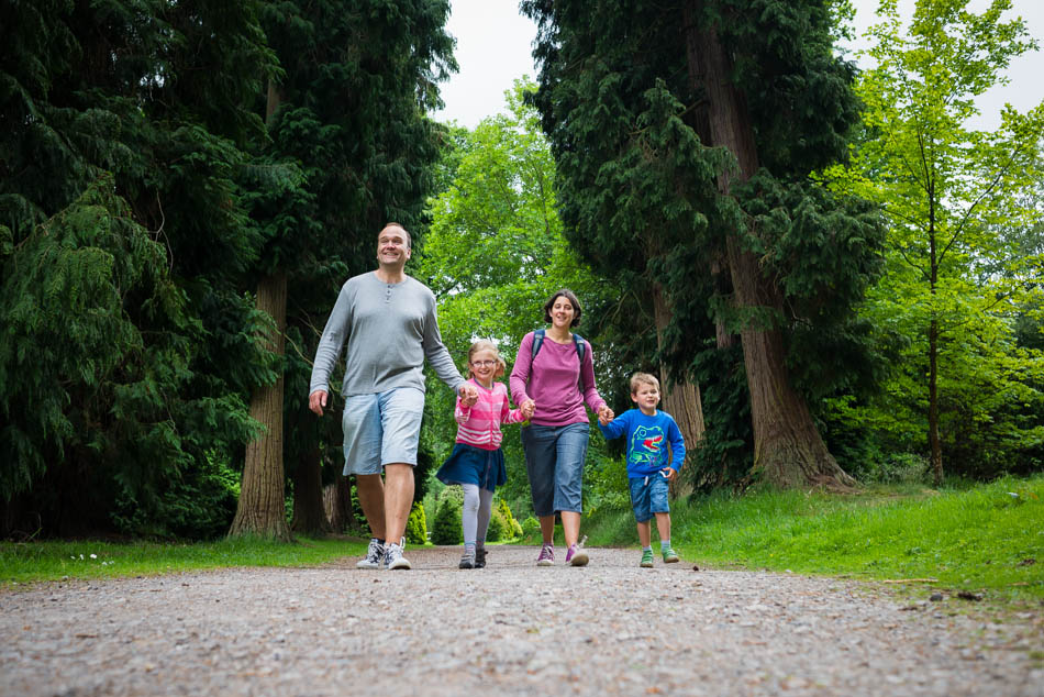 Gruffalo trail in Kent, Family Lifestyle Photographer - Sarah Hart