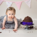 messy cake smash, fun photography session, Kent studio, Tonbridge, Sevenoaks and Tunbridge Wells
