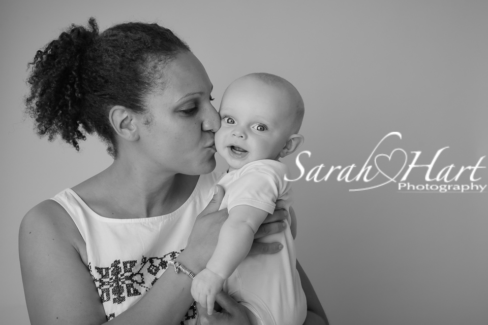 Kent photographer, mummy and son, kissing your baby, family portrait session