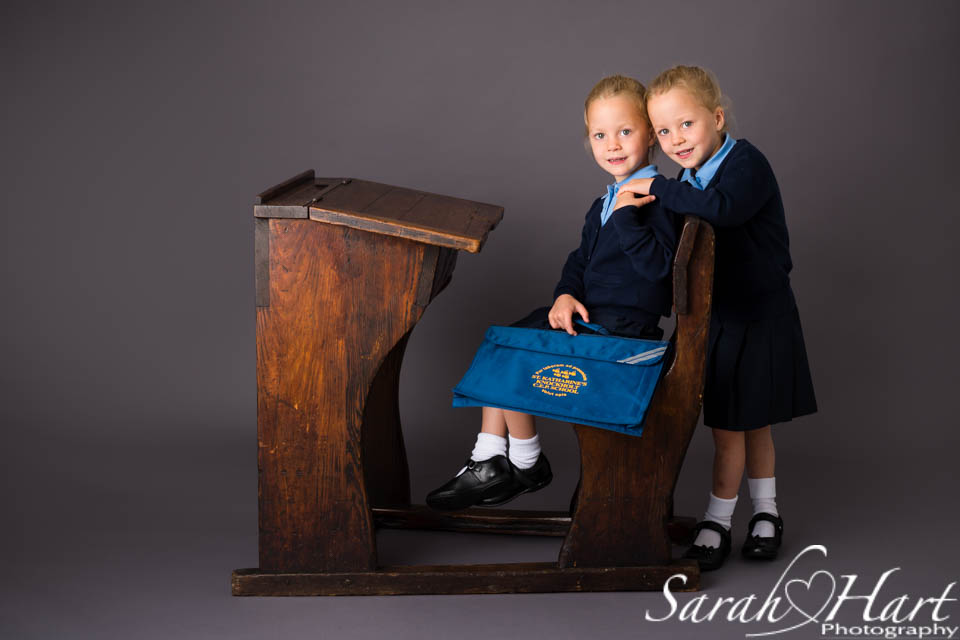 School days, starting primary school, photographs to capture memories, Tonbridge, Sevenoaks and Tunbridge Wells
