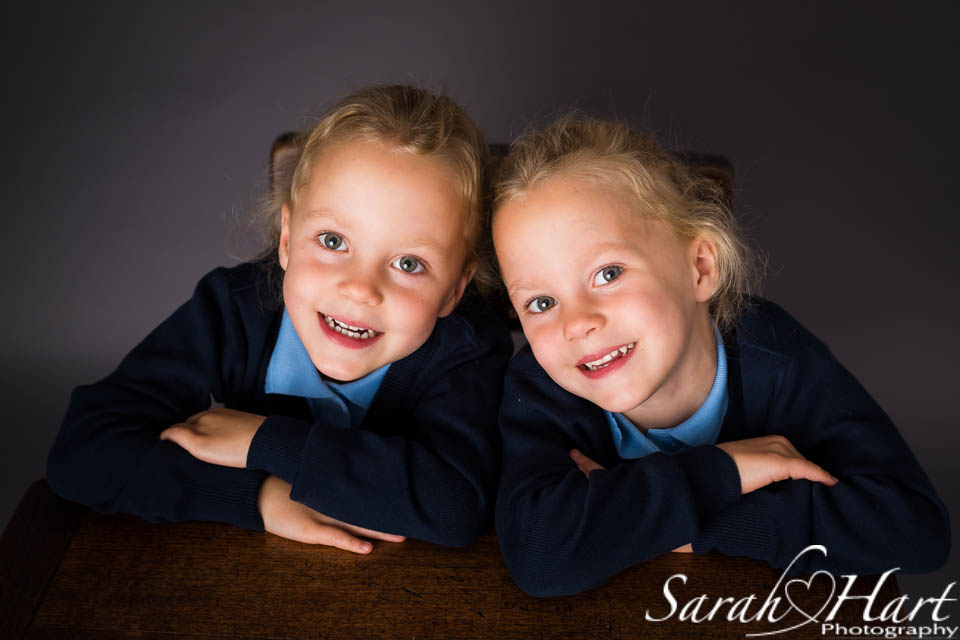 Smiles for starting school, Reception year, photographs by Sarah Hart, Tonbridge studio