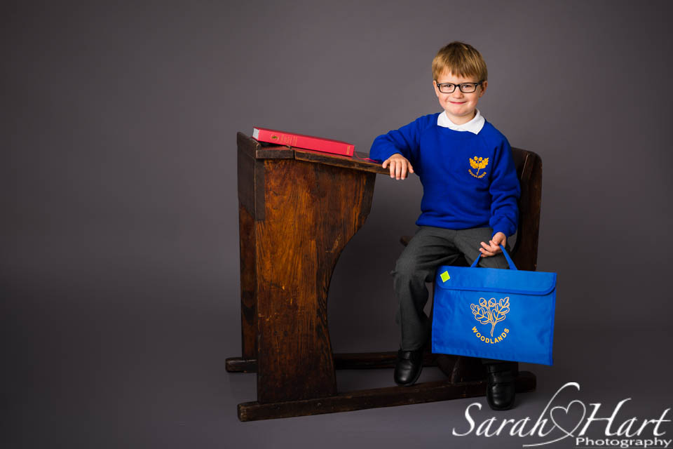 Antique desk, school days photography, Sarah Hart, Tonbridge, Sevenoaks, Tunbridge Wells.