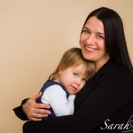 cuddles with mummy, Tonbridge studio portraiture by Sarah Hart Photography