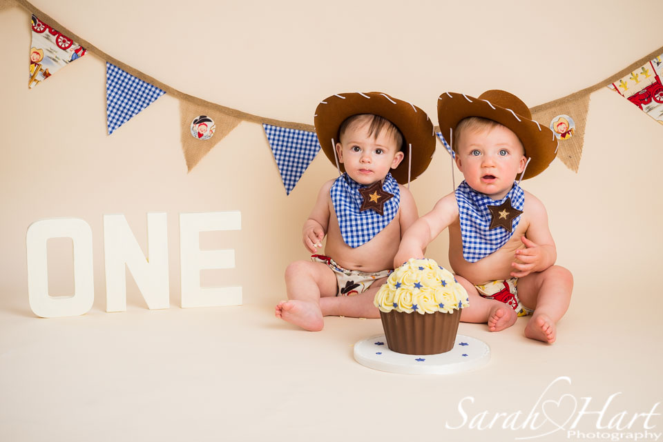 cowboy cake smash outfits, Hildenborough cake smash,
