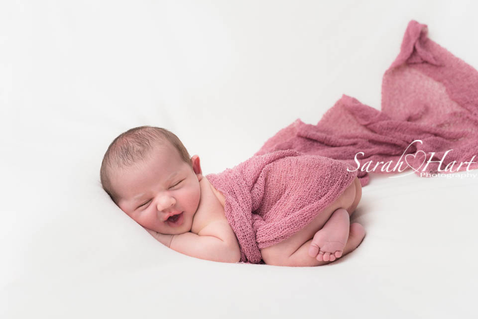 smiley baby, newborn photographer tunbridge wells