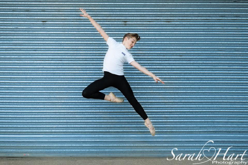 ballet boy, ballet portraits, tonbridge park, dance photography shoot