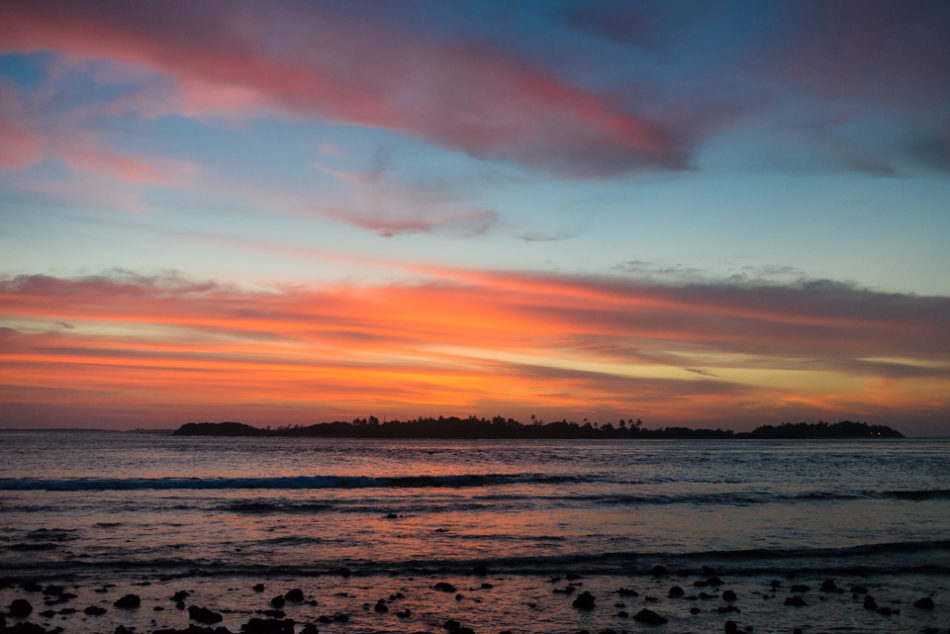 capture beautiful sunset images