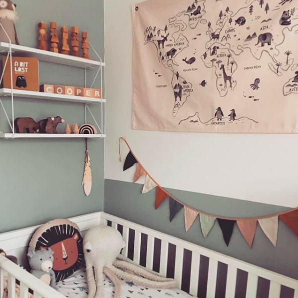tips for creating the perfect nursery