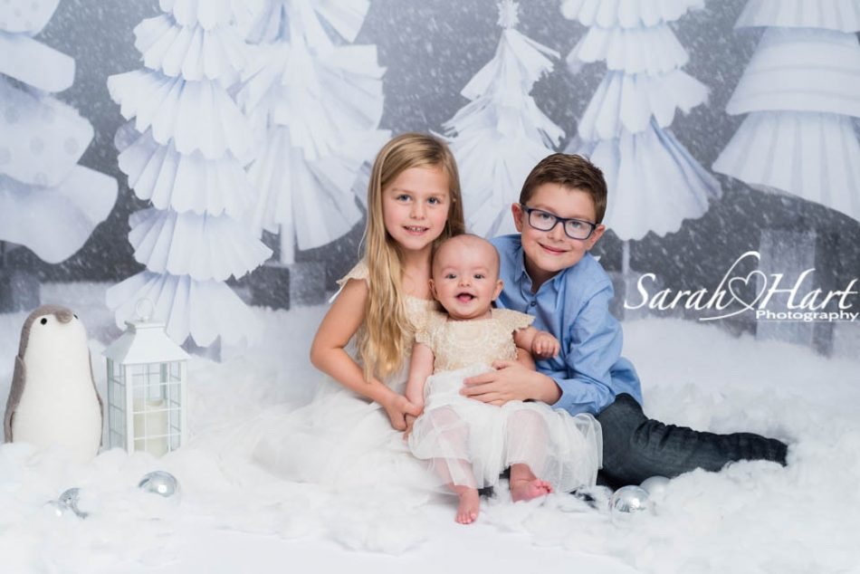 Xmas photoshoot, Sevenoaks family photographer