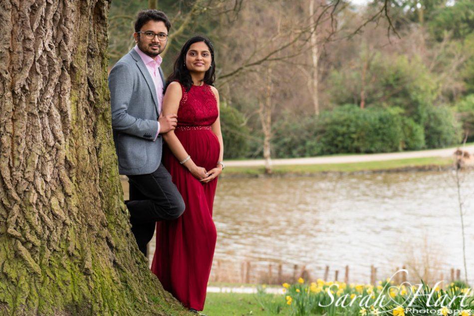 Kent maternity photographer, Tunbridge Wells bump photoshoot