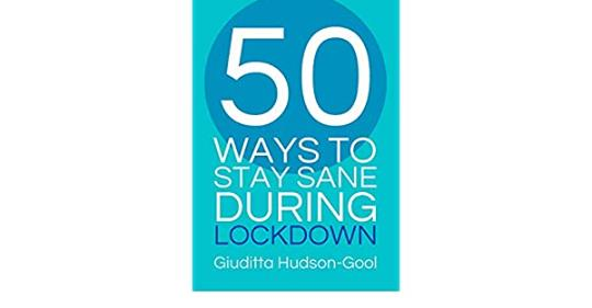 Book, 50 ways to stay sane during lockdown