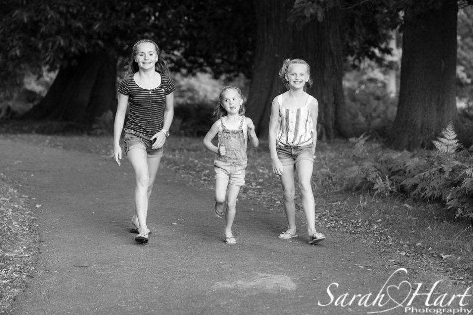 Out for a walk with Sevenoaks family photographer