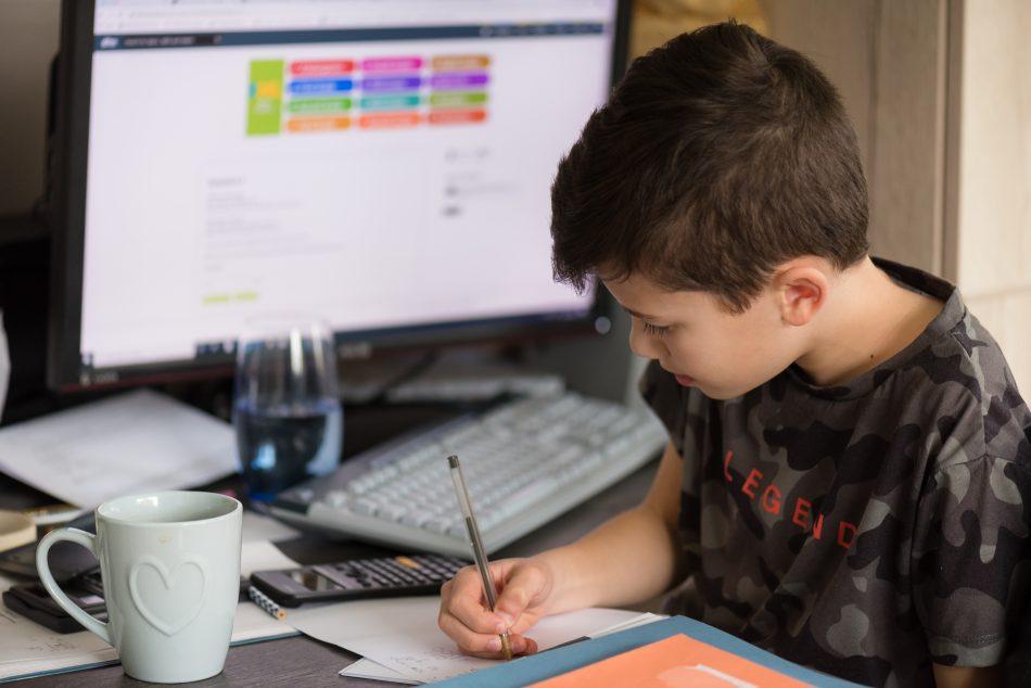 Homeschooling help for children under the pandemic lockdown