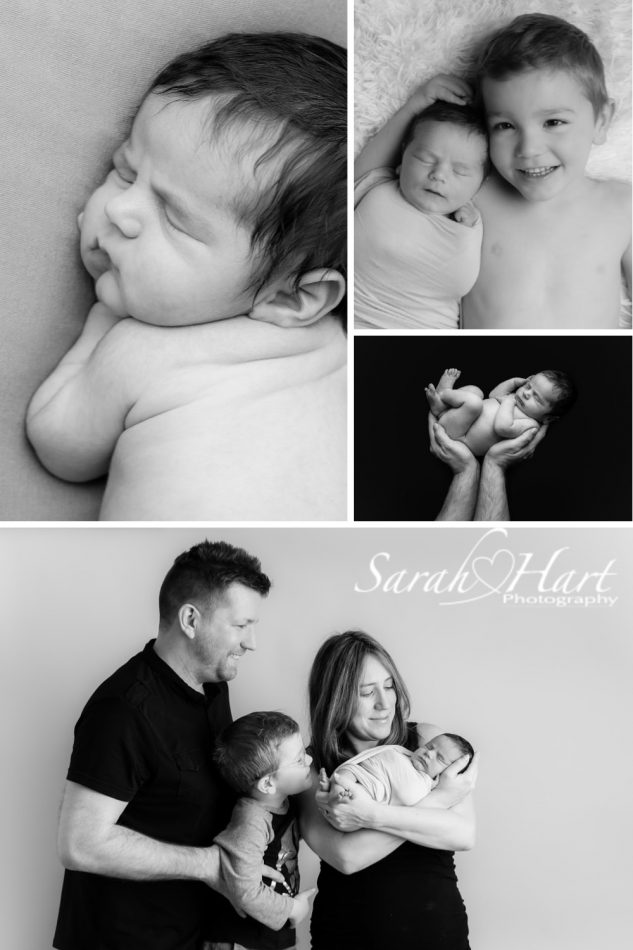 Sevenoaks Newborn photographer captures baby images in Kent