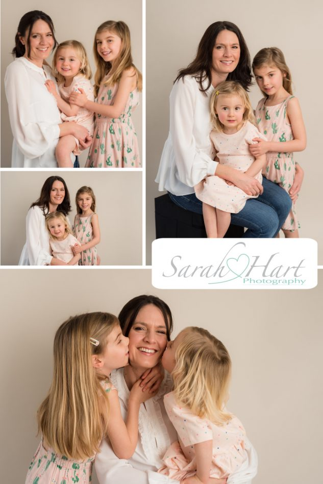 A portrait with mum mini sessions, Kent photographer
