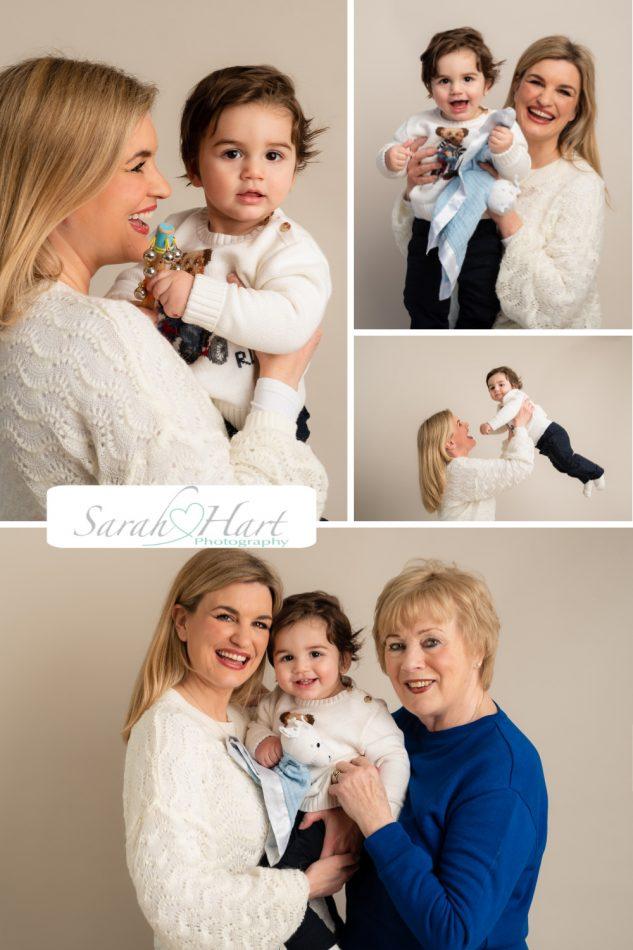 exist in photos, a portrait with mum, Mother's Day mini session, Sarah Hart Photography, Tonbridge, Kent
