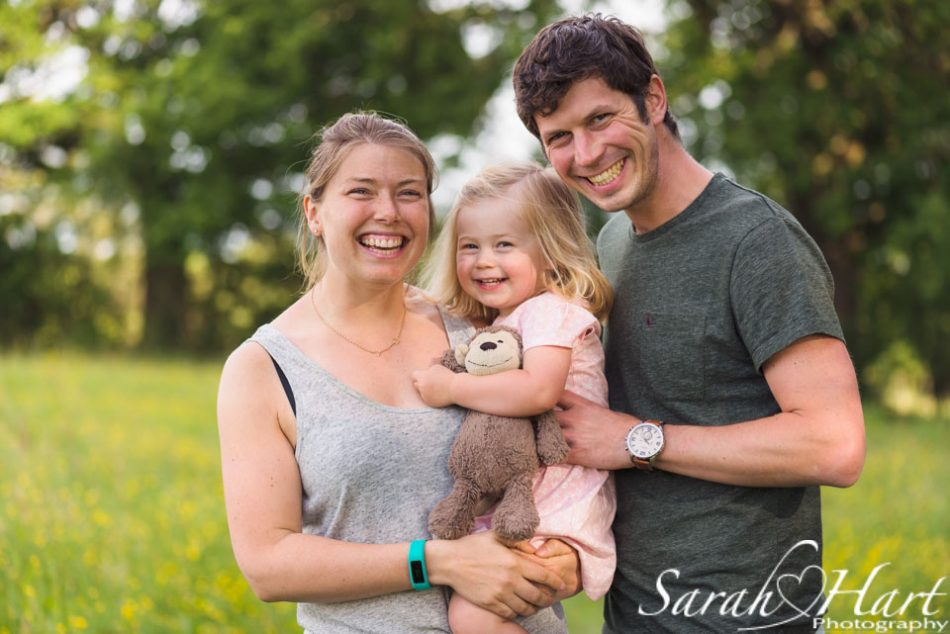family photography kent out on shipbourne common.