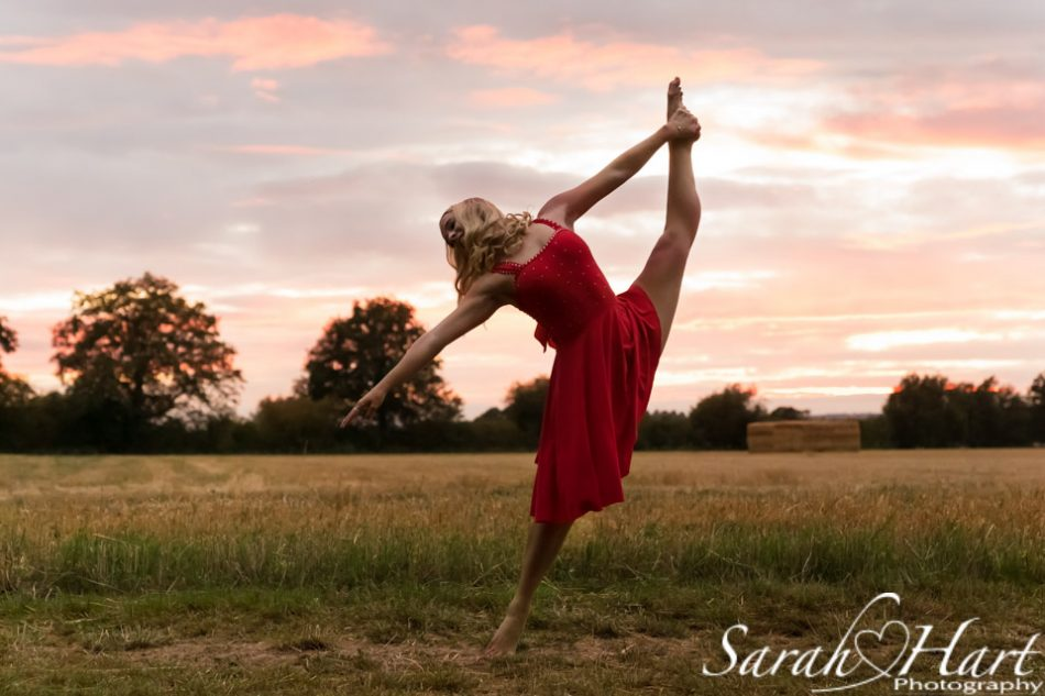 dancing in the sunset, tonbridge dance photography
