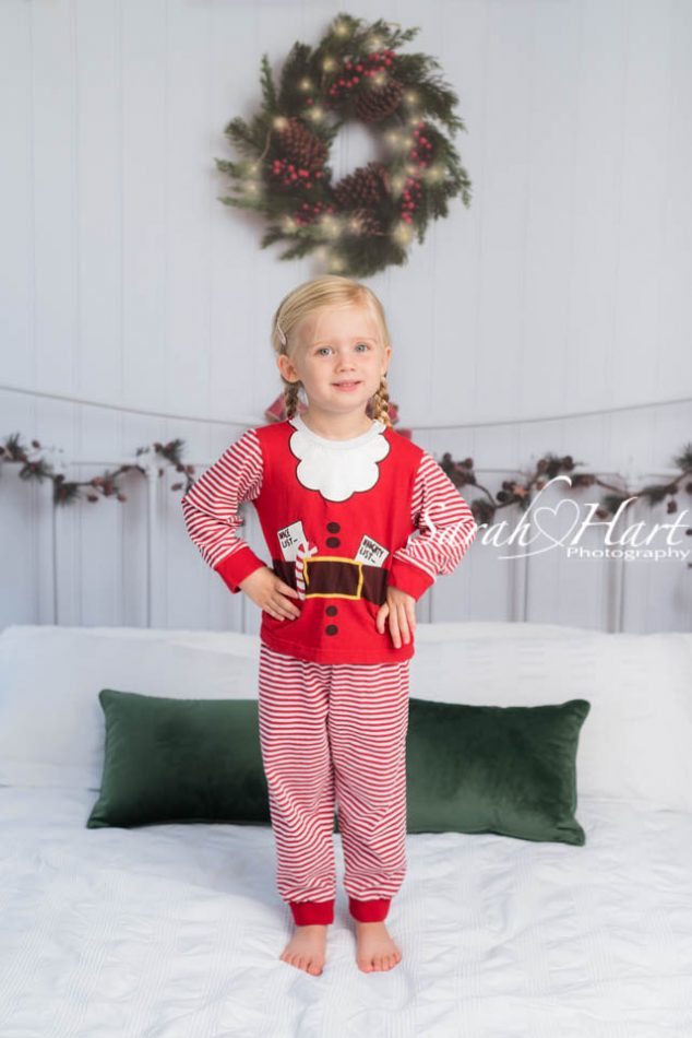 Tonbridge photography studio Christmas sessions